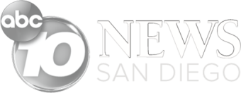 Logo of abc 10 News San Diego
